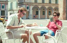 Call Me By Your Name, a avut premiera in Bucuresti